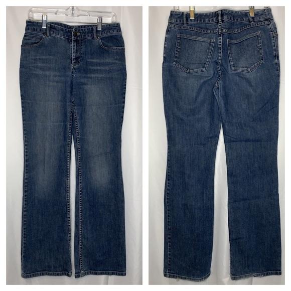 J. Jill Denim - J. Jill Women's Straight Leg Jeans